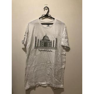 ザラ(ZARA)のインド Tシャツ(Tシャツ/カットソー(半袖/袖なし))