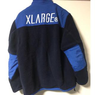 エクストララージ(XLARGE)のXLARGE ボアジャケット Lサイズ(ダウンジャケット)