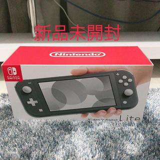 ニンテンドースイッチ(Nintendo Switch)のSwitch Lite(家庭用ゲーム機本体)