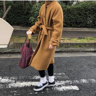 Shinzone - UNLABELED unlabeled ayde コート アナトミカ roku