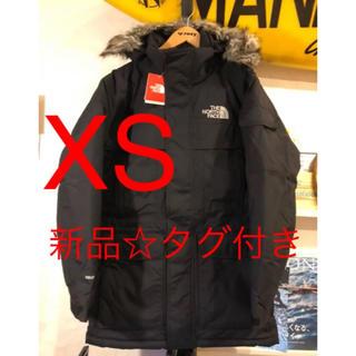 THE NORTH FACE -  ノースフェイス マクマードパーカー Ⅲ ダウンジャケット ブラック XS