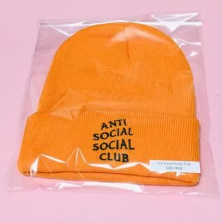 アンチ(ANTI)のアンチソーシャルソーシャルクラブ ニット帽 (ニット帽/ビーニー)