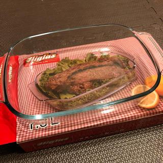 ウェア レクオーバル 耐熱ガラス