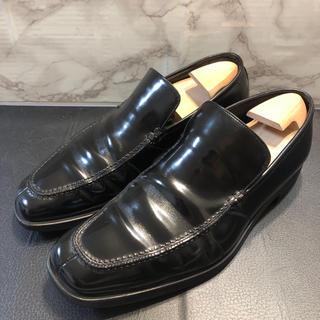 リーガル(REGAL)のリーガル REGAL 黒色 Y622 ビジネスシューズ ヴァンプ 24.5㎝(ドレス/ビジネス)