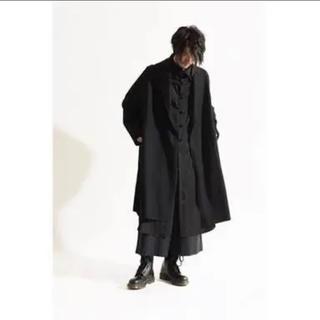 Yohji Yamamoto - s'yte ウールロングコート