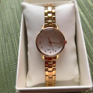 agnes b. - アニエスベー レディース 腕時計 限定モデル