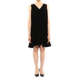 BARNEYS NEW YORK - 【新品未使用】ヨーコチャン yokochan Back Pearl Dress