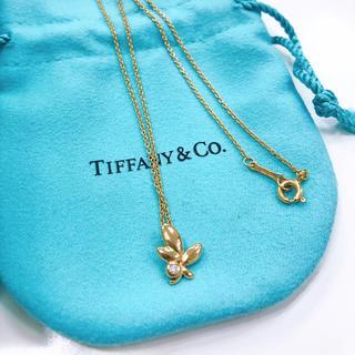 Tiffany & Co. - Tiffany  オリーブリーフ ネックレス