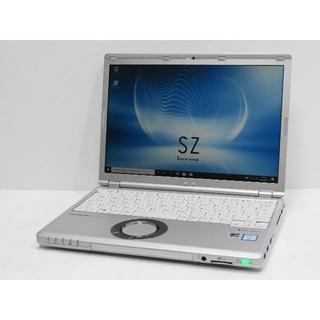 Panasonic - 使用940h 第6世代Core i5 Let's Note CF-SZ5