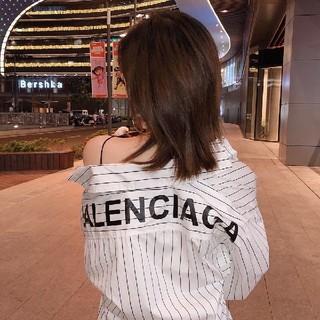 Balenciaga - 男女兼用のシャツ