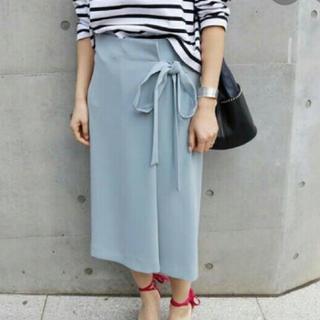 IENA - IENA  カラーラップスカート