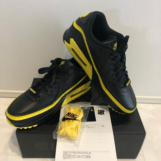 NIKE - airmax90 undefeatedコラボ 29cm格安!