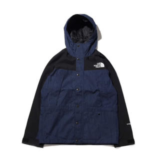 THE NORTH FACE - THE NORTH FACE mountain light denim デニム
