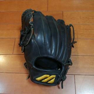 MIZUNO - 左利き 左投げ ミズノ 野球 硬式  投手 グローブ DEEP BOWL