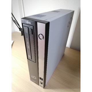 富士通 - 富士通 デスクトップ型パソコン 日本製
