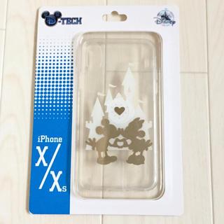 Disney - 新品 Disney iPhoneX/XSケース