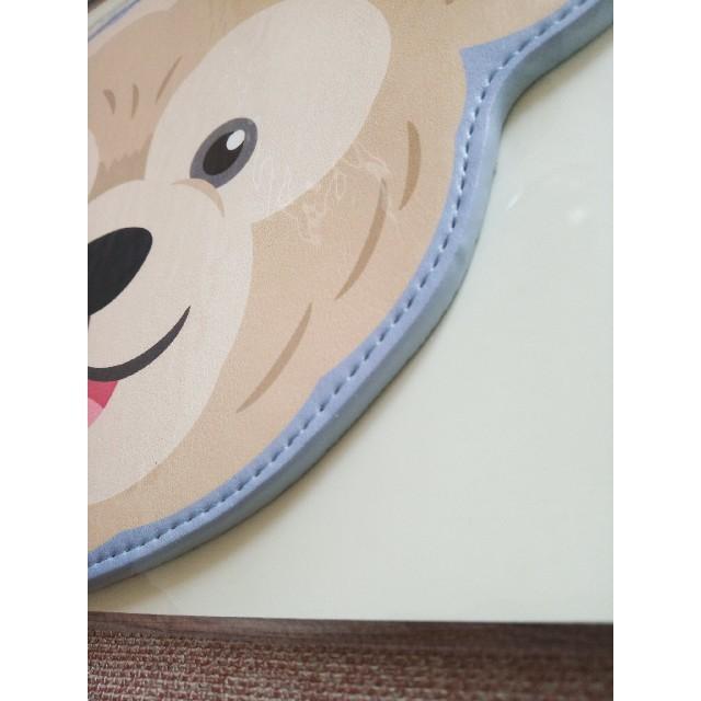 ダッフィー(ダッフィー)の香港ディズニーダッフィーマウスパッド インテリア/住まい/日用品のオフィス用品(オフィス用品一般)の商品写真