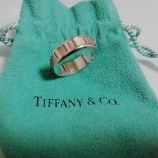 ティファニー(Tiffany & Co.)の☆アトラスリング☆(リング(指輪))