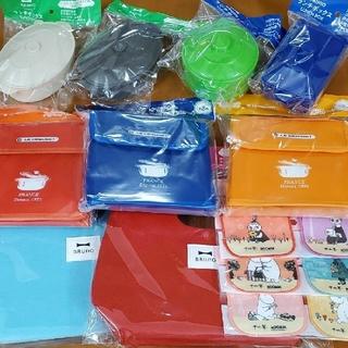 サントリー(サントリー)のブルーノ ランチボックス&BRUNO ランチバッグ&ル・クルーゼ 保冷トート(弁当用品)
