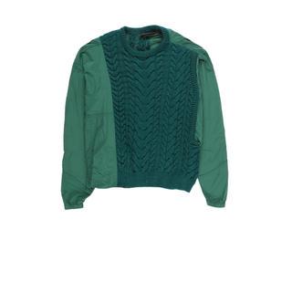 kolor - robyn lynch Aran Sweater Oversized Pull