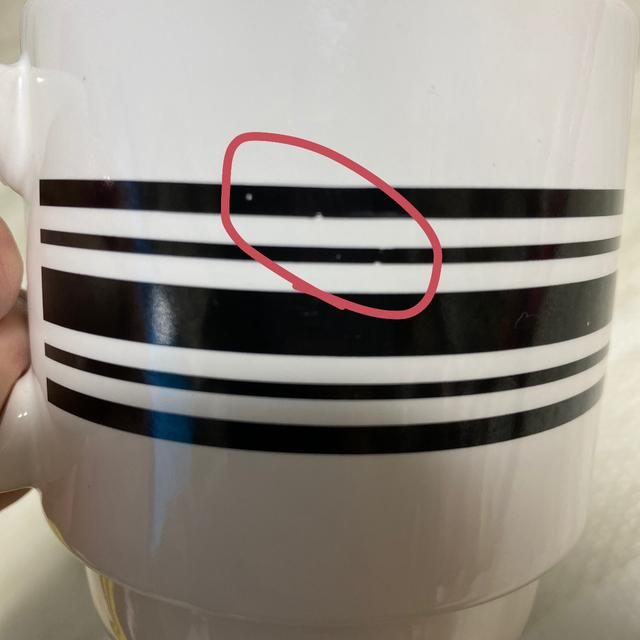 Ron Herman(ロンハーマン)のロンハーマン マグカップ インテリア/住まい/日用品のキッチン/食器(グラス/カップ)の商品写真