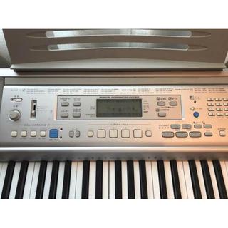 CASIO 電子キーボード ベーシックタイプ CTK-810 スタンド付き