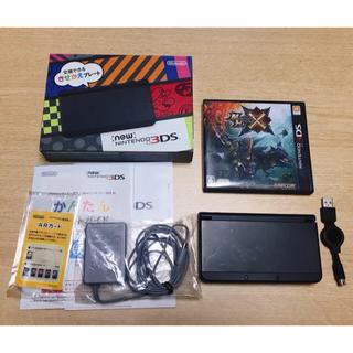 任天堂 - Nintendo 3DS NEW ニンテンドー 本体 ブラック
