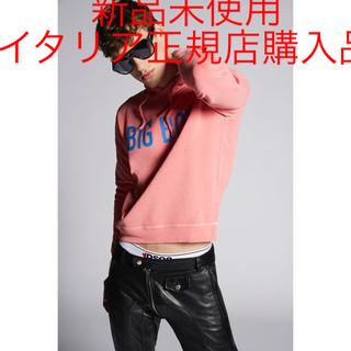 DSQUARED2 - 新品 8.2万円 DSQUARED2 スウェット パーカー イタリア正規店購入品