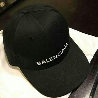 Balenciaga -  ♛balenciaga キャップ黒