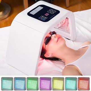 新品・送料無料 7色LED光エステ美顔器 LEDlight オメガライト