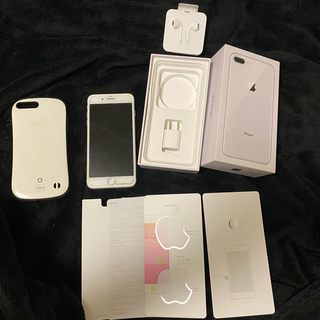 Apple - iPhone8Plus 256GB SIMフリー