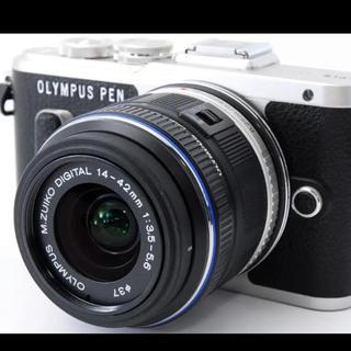 オリンパス(OLYMPUS)のOLYMPUS E-PL8(デジタル一眼)