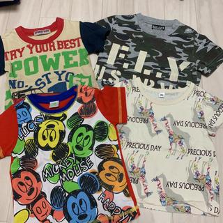 西松屋 - Tシャツ 80cm 4枚
