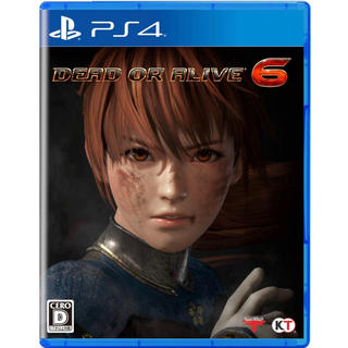 PlayStation4 - デッド オア アライブ 6 PS4