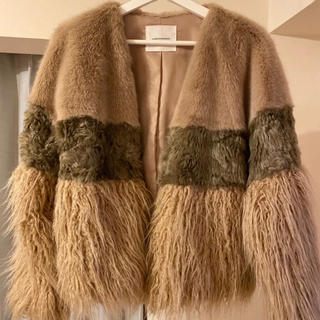 ラグナムーン(LagunaMoon)のラグナムーン ファーコート(毛皮/ファーコート)