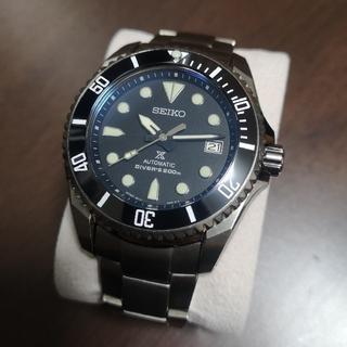 セイコー(SEIKO)の【j.boy0108様専用】セイコーダイバーカスタム SBDC029(腕時計(アナログ))