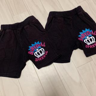 ベビードール(BABYDOLL)のベビードール☆ハーフパンツ 80 90(パンツ)