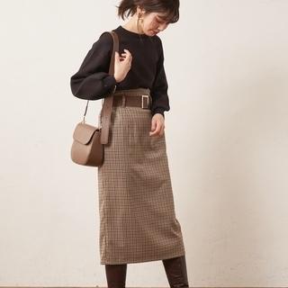 ナチュラルクチュール(natural couture)の新品🔷シンプルプチハイニット ■今季■natural couture(ニット/セーター)