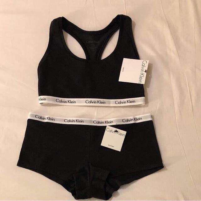 Calvin Klein(カルバンクライン)のカルバンクライン  下着上下セット レディースの下着/アンダーウェア(ブラ&ショーツセット)の商品写真