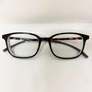 ゾフ(Zoff)のメガネ Zoff べっ甲柄 ZN71003D C-1A 52 18-143(サングラス/メガネ)