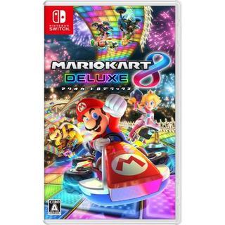 Nintendo Switch - 新品・未開封 マリオカート8 デラックス Switch スイッチ