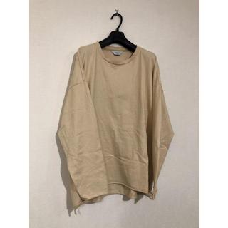 アンユーズド(UNUSED)のUNUSED 17aw ボーダーカットソー ロンT(Tシャツ/カットソー(七分/長袖))