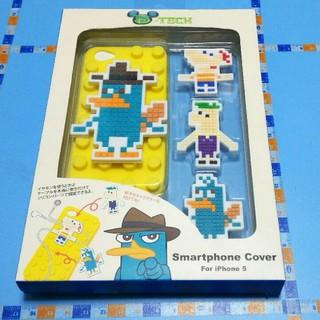 Disney - iPhone5専用カバー「フィニアスとファーブ」