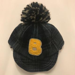 ブリーズ(BREEZE)のベビー 帽子 キャップ(帽子)