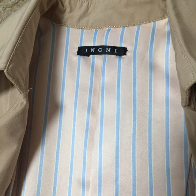 INGNI(イング)のyunmama様専用※取り置き中 レディースのジャケット/アウター(トレンチコート)の商品写真
