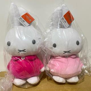 TAITO - ミッフィー ぬいぐるみ 2020 spring 2種セット!
