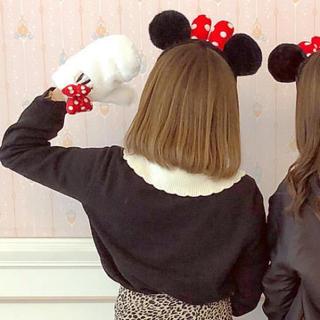 snidel - ♡インスタ 大人気 ♡ ガーリー トップス ネイビー