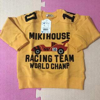 ミキハウス(mikihouse)のミキハウス トレーナー(Tシャツ/カットソー)