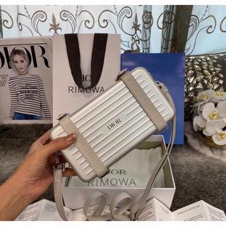 Dior - DIOR RIMOWA パーソナルシルバー