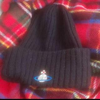 Vivienne Westwood - ヴィヴィアンウエストウッドマンニット帽 ニットキャップ